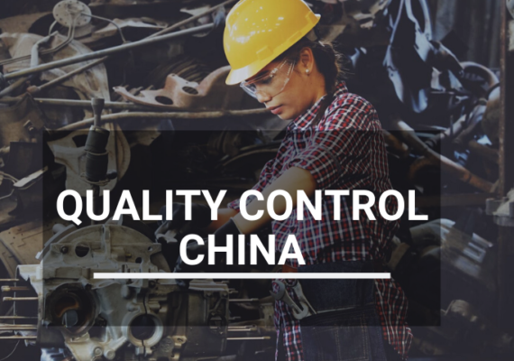 Quality control China