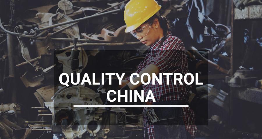Quality control China